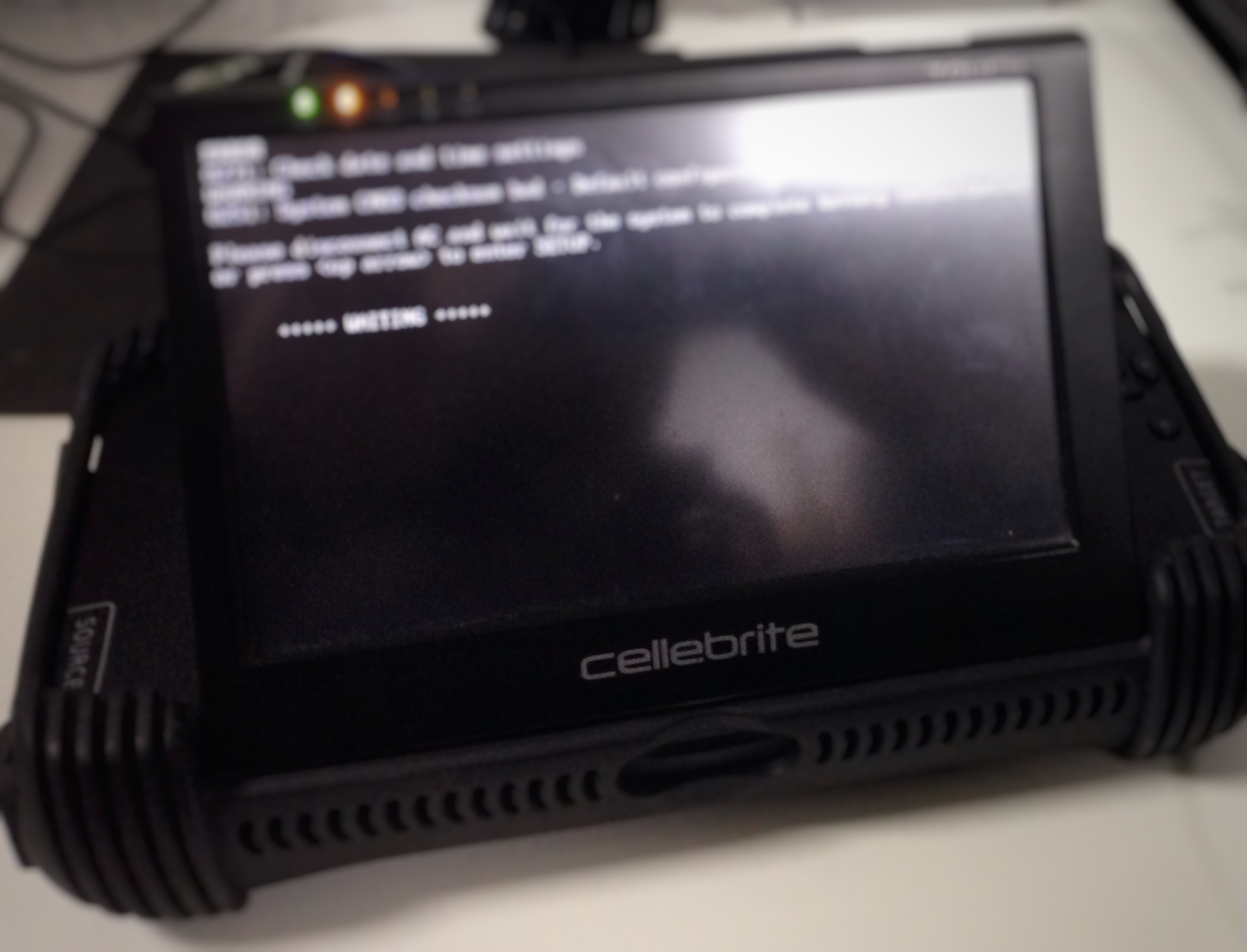 cellebrite touch